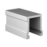 Алюминиевый багет потолочный АВД-1100