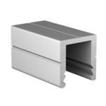 Алюминиевый багет потолочный АВД-1101