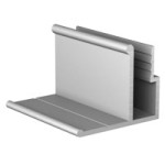 Алюминиевый багет потолочный АВД-1102